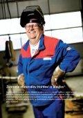 Zváranie materiálov Hardox® a Weldox® - Page 3