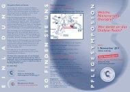 Welche Nierenersatz- therapie? - Bildungszentrum Schlump - DRK