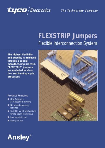 FLEXSTRIP Jumpers