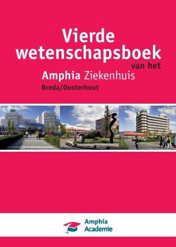 Vierde wetenschapsboek - Amphia Ziekenhuis