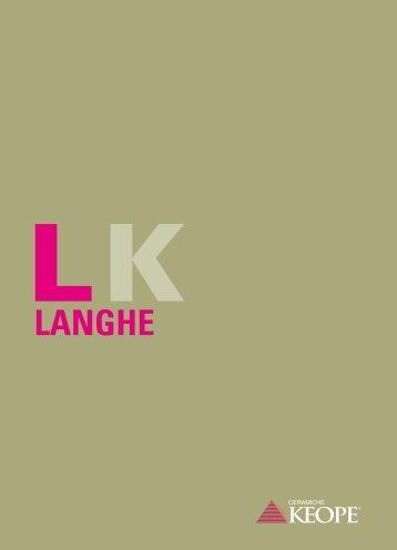 Catalogo Langhe [957.5 Kb] - Ceramiche KEOPE