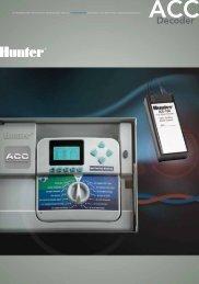 Decoder - Hunter Industries
