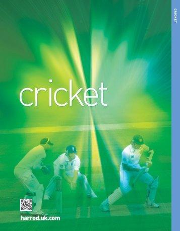 Cricket - One80sports.com.au
