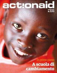 A scuola di cambiamento - ActionAid