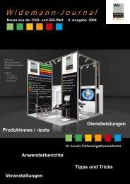 W i d e m a n n - J o u r n a l - Widemann Systeme GmbH