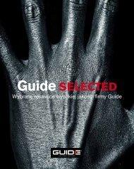 Wybrane rękawice wysokiej jakości firmy Guide - Luna Polska