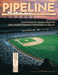 2nd Issue 2005 - NASPD