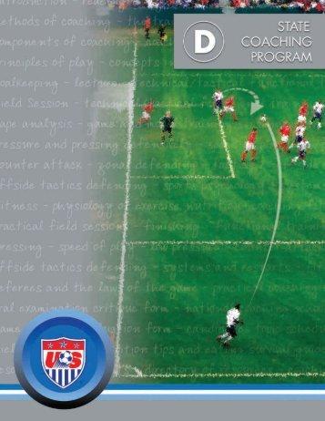 D License Manual - Oklahoma Soccer Association