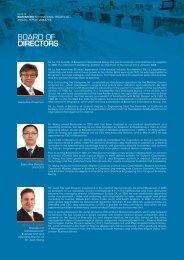 Board Of Directors - Biosensors International Group, Ltd. - Investor ...