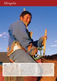Mongolia, the - Audley Travel