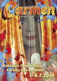 ohjelmakirja_2010_ca.. - Kokkola Opera