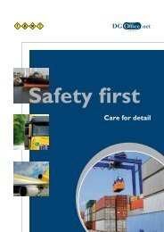 Care for detail - Dangerous Goods Management Finland Oy