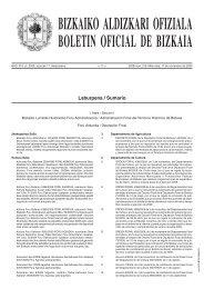 Anuncio de licitación - Iurretako Udala