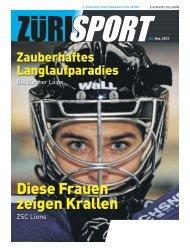 Zürisport - ZSS - Zürcher Stadtverband für Sport