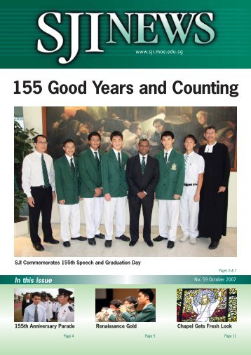 SJI News Oct07:Layout 1 - ST Joseph's Institution