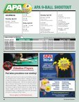 Cash Payout - American Poolplayers Association - Page 6