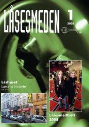 LÃ¥sesmedtreff 2005 LÃ¥shuset Larsens historie - Foreningen Norske ...