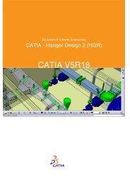 CATIA - Hanger Design 2 (HGR)