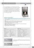 fours de frittage pour zircone - Euromax Monaco - Page 2