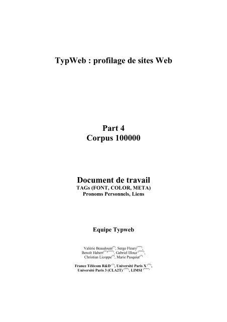 Témoins de Jéhovah datant sites Web