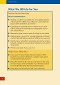 Customer Charter 2004-2007 - Welfare.ie - Page 4