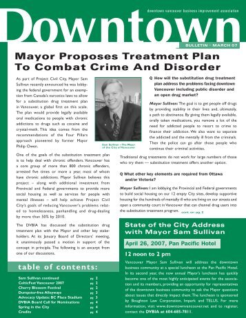 Mar Bulletin 07 C_A - Downtown Vancouver Business Improvement ...