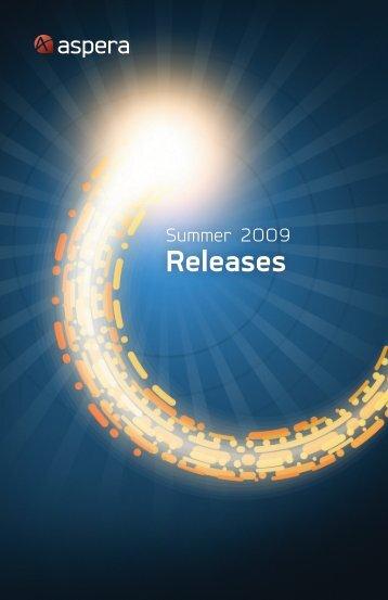 Releases - Aspera