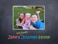 Jake's Journey Home