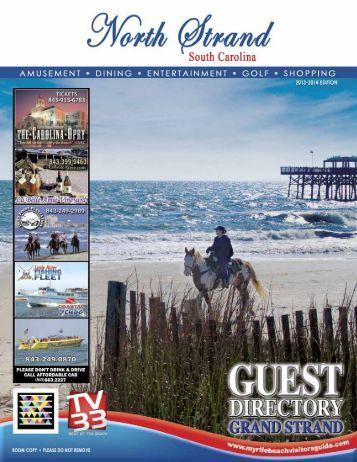 North Strand - Myrtle Beach Visitors Guide