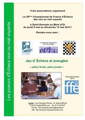 Dossier de presse - Fédération Française des Échecs