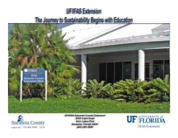 Fruit Trees - Sarasota County Extension - University of Florida