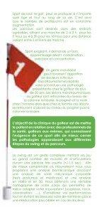 Brochure over de golfspelerkliniek - Chirec - Page 2