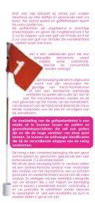 Brochure over de golfspelerkliniek - Chirec - Page 6
