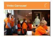 Presentatie Carroussel - Aanval op schooluitval
