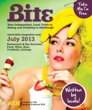 Download Bite Magazine July 2013