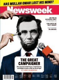 THE GREAT CAMPAIGNER - nation magazine book