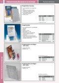 Prospektständer Aufsteller Warenpräsentation kreidetafeln ... - Page 4