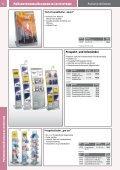 Prospektständer Aufsteller Warenpräsentation kreidetafeln ... - Page 6
