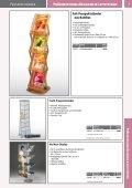 Prospektständer Aufsteller Warenpräsentation kreidetafeln ... - Page 7