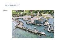 Havbrug i Region Sjælland