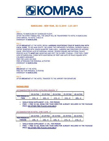 Detailed descriptions (PDF file)... - Kompas