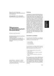 Fachartikel Buehler cp65 4 - Septische Chirurgie