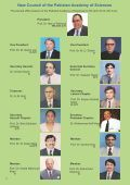 Dr. Atta-ur-Rahman Gold Medal-2012 - Pakistan Academy of Sciences - Page 2