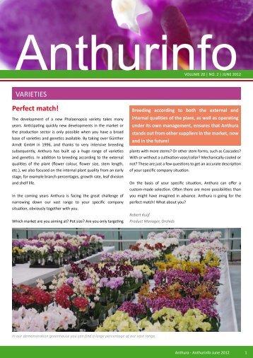 Number 2, 2012 - Anthura