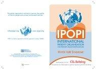 Hyper Igm syndrome - World PI Week