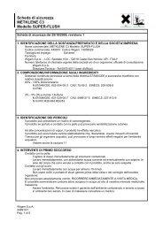 SUPER-FLUSH Scheda sicurezza.pdf - Wigam