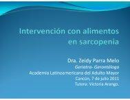 Dra. Zeidy Parra Melo