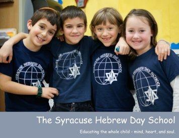 The Syracuse Hebrew Day School