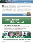 Download the May / June, 2011 PDF - Pond Trade Magazine - Page 7