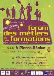 tracts_forum_metier.pd f - centre ressources information jeunesse ...